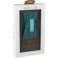 Moxie 3 in 1 phone wallet grip kickstand