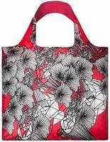 Loqi Pen Art Reusable Bag - Red