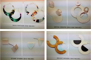 Bombay & Cedar Box Choice - Earring Choice