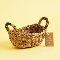 Chindi Handle Bread Basket