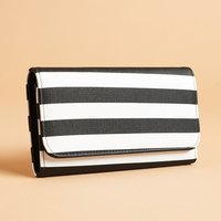 The Kut from The Kloth Slim Striped Wallet