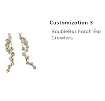 Bauble Bar Farah Ear Crawlers