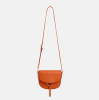 JJ WINTERS Ivy Leather Crossbody