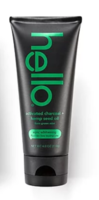 Hello Activated Charcoal and Hemp Seed Oil toothpaste