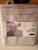 Harman hemstich table cloth