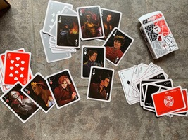 A Gathering of Shadows Playing Cards
