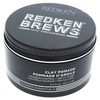 Redken Brews Clay Pomade Maximum Control