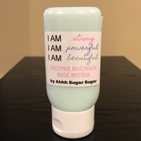 I Am Strong Powerful Beautiful Whipped Body Butter