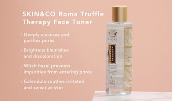 SKIN&CO Roma Truffle Therapy Face Toner