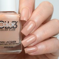 Color Club Nail Polish- Nothing But a Smile