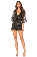 BB Dakota Sequin Romper