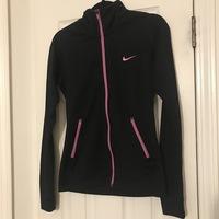 Nike Zip-Up Running Jacket