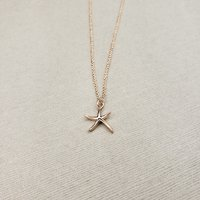 Penny + Grace Starfish Necklace