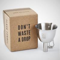 Izola Flask Funnel - Don't waste a drop