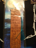 Daughter of the Pirate King bookmark