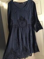 Lulumarie Eyelet Dress