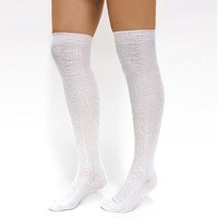 Arabella Thigh High Socks