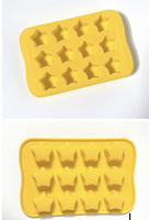 Silicone Star Ice Mold Tray - Quirky Crate