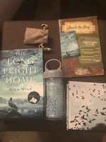 The Long Flight Home and gifts to coordinate with pages