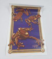 Chocolate Frog Art