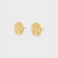 Gorjana Chloe small stud earrings in gold