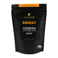 GoldynGlow ENERGY Turmeric Superfood Blend with Maca