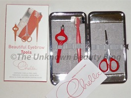 Chella Beautiful Eyebrows Kit
