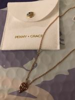 Penny + Grace Hot Air Balloon Necklace