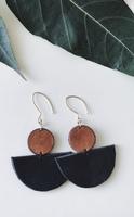 Haiti Design Co Bateau Earrings