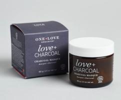 One Love Organics Love+Charcoal Masque