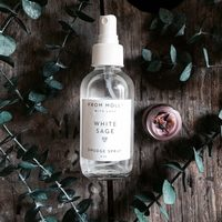 From Molly with Love White Sage Smudge Spray