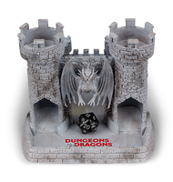 Dungeons & Dragons Castle Dice Tower