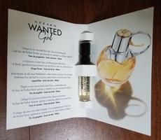 Azzaro Wanted Girl perfume sample