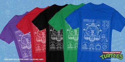 Exclusive TMNT Technodrome T-Shirt