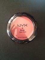 "NYX Rouge Cream Blush in ""Boho Chic"""