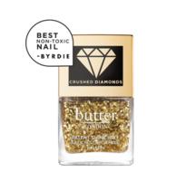 butter London 24K Crushed Diamonds Patent Shine 10x Nail Lacquer