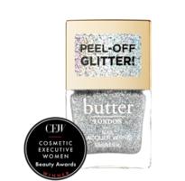 butter London Supernova Glaze Peel-Off Glitter Mini Nail Lacquer