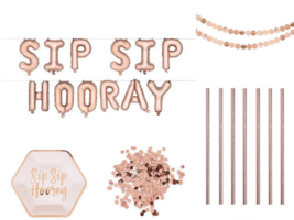 Rose Gold Party Pack