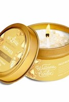 Bee Lucia Wellness Candle Inspired Citrine