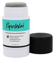 Piper Wai Activated Charcoal Deodorant