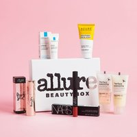 September 2019 Allure Beauty Box (with all products)