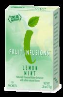 True Lemon Fruit Infusions Lemon Mint