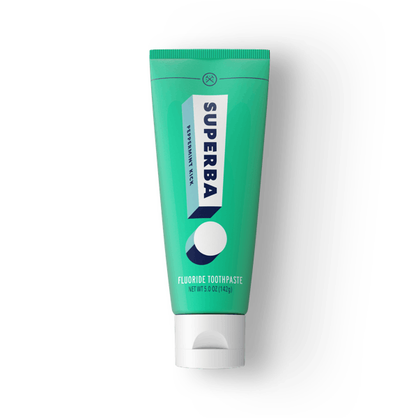 Superba Toothpaste