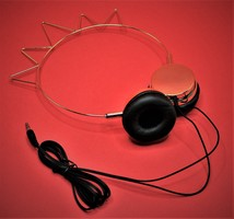 Evil Queen Headphones by TYPO