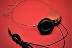 Evil Queen Headphones by TYPO