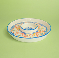Moroccan Mezze Plate
