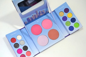 BH Cosmetics - Hollywood  Eyeshadow & Blush Palette