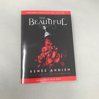 OwlCrate Free Preview The Beautiful by Renee Ahdieh