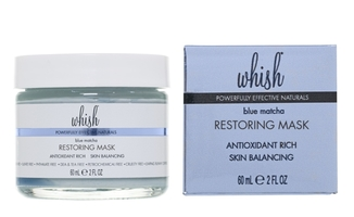 Whish Blue Matcha Restoring Mask