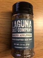 Laguna Salt smoked applewood salt